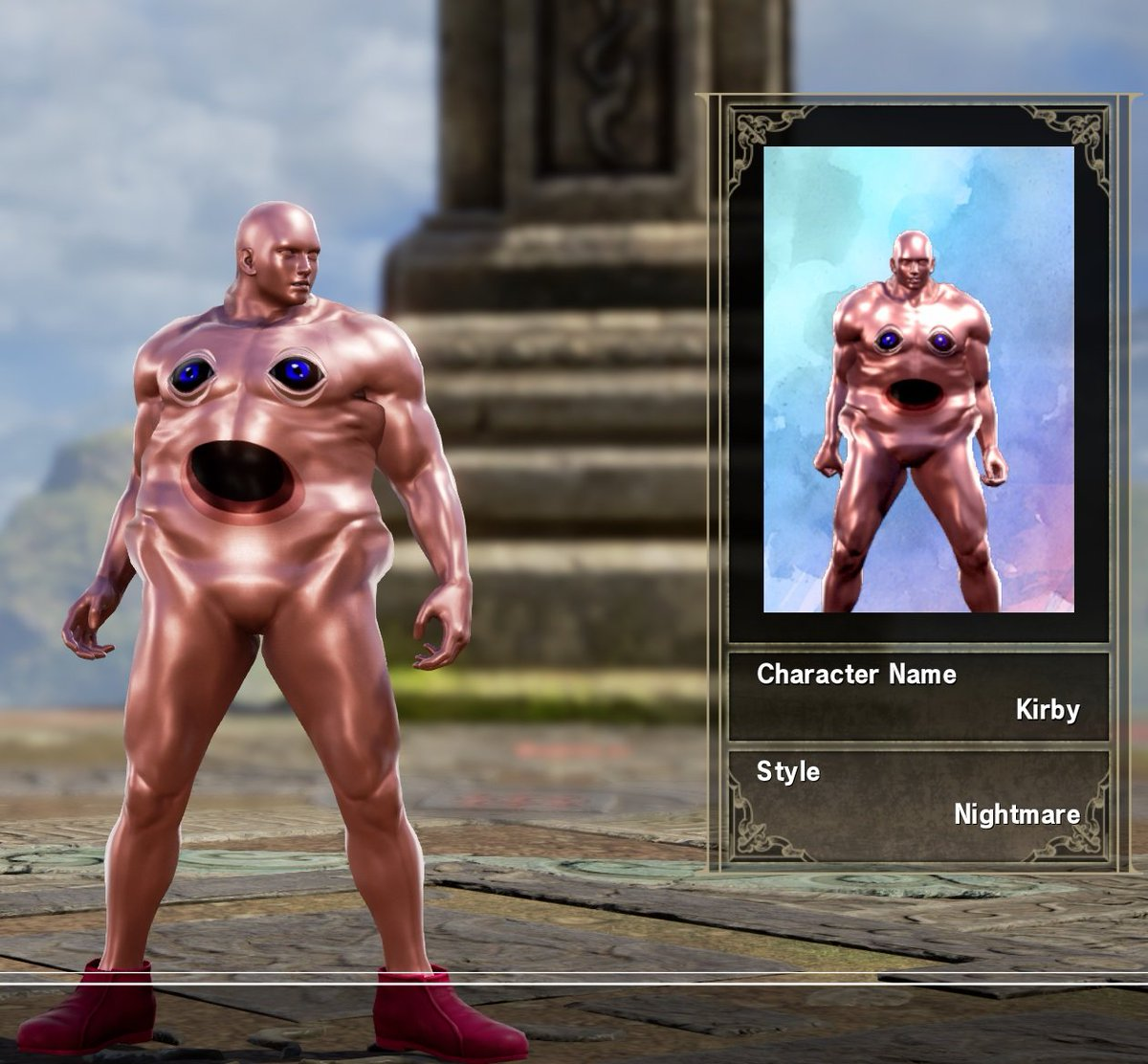 Everyone's Having Too Much Fun With 'SoulCalibur VI' Character Creator Memes