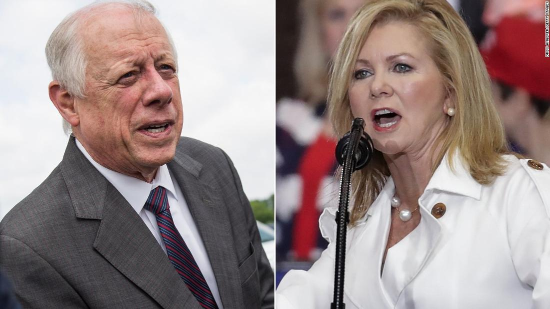 Former Democratic Gov. Phil Bredesen and GOP Rep. Marsha Blackburn are deadlocked in the Tennessee Senate race, according to a new poll https://t.co/Q1o6CjKmti