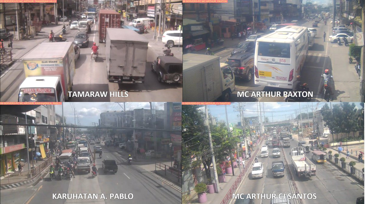 """Valenzuela City on Twitter: """"TRAFFIC UPDATE: As of 2PM Along MacArthur Highway NB Tamaraw(M),Paxton to CJ Santos(M) #VCC3… """""""