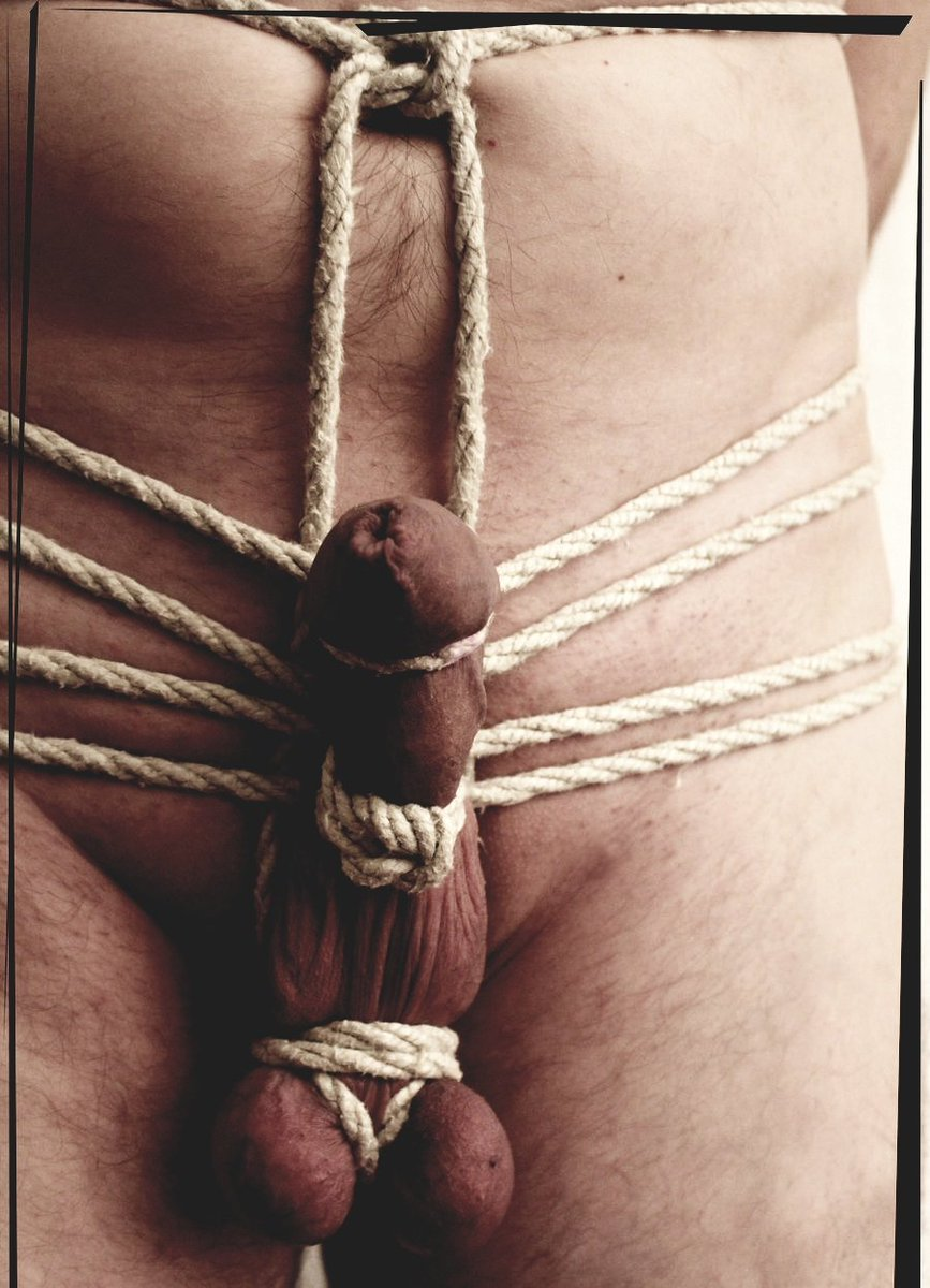 Beginner's guide to cock ball bondage