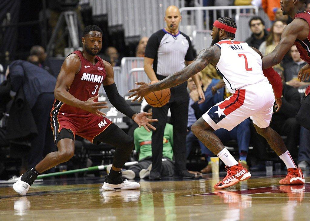 Miami son topta kazandı 👉 ntvspor.net/basketbol/miam…