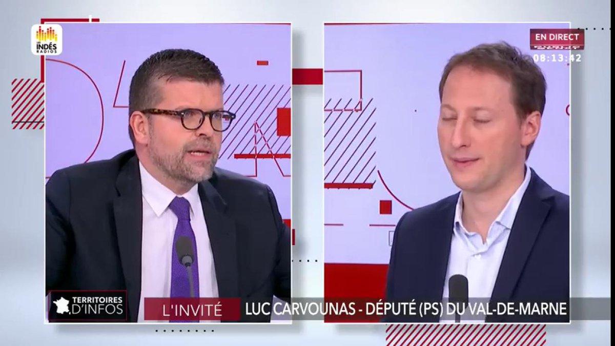 """#TDInfos @luccarvounas accuse LREM de faire du """"populisme"""" avec la campagne #balancetonmaire  - FestivalFocus"""