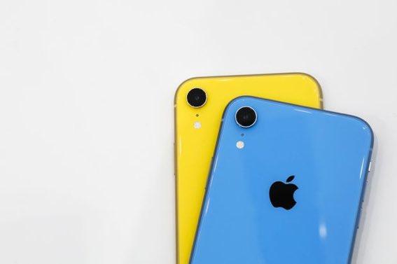 مها بلوق Pa Twitter صور حقيقة الالون أيفون أكس أر الاصفر و الأزرق Iphonexr Https T Co G0uazeqwyl
