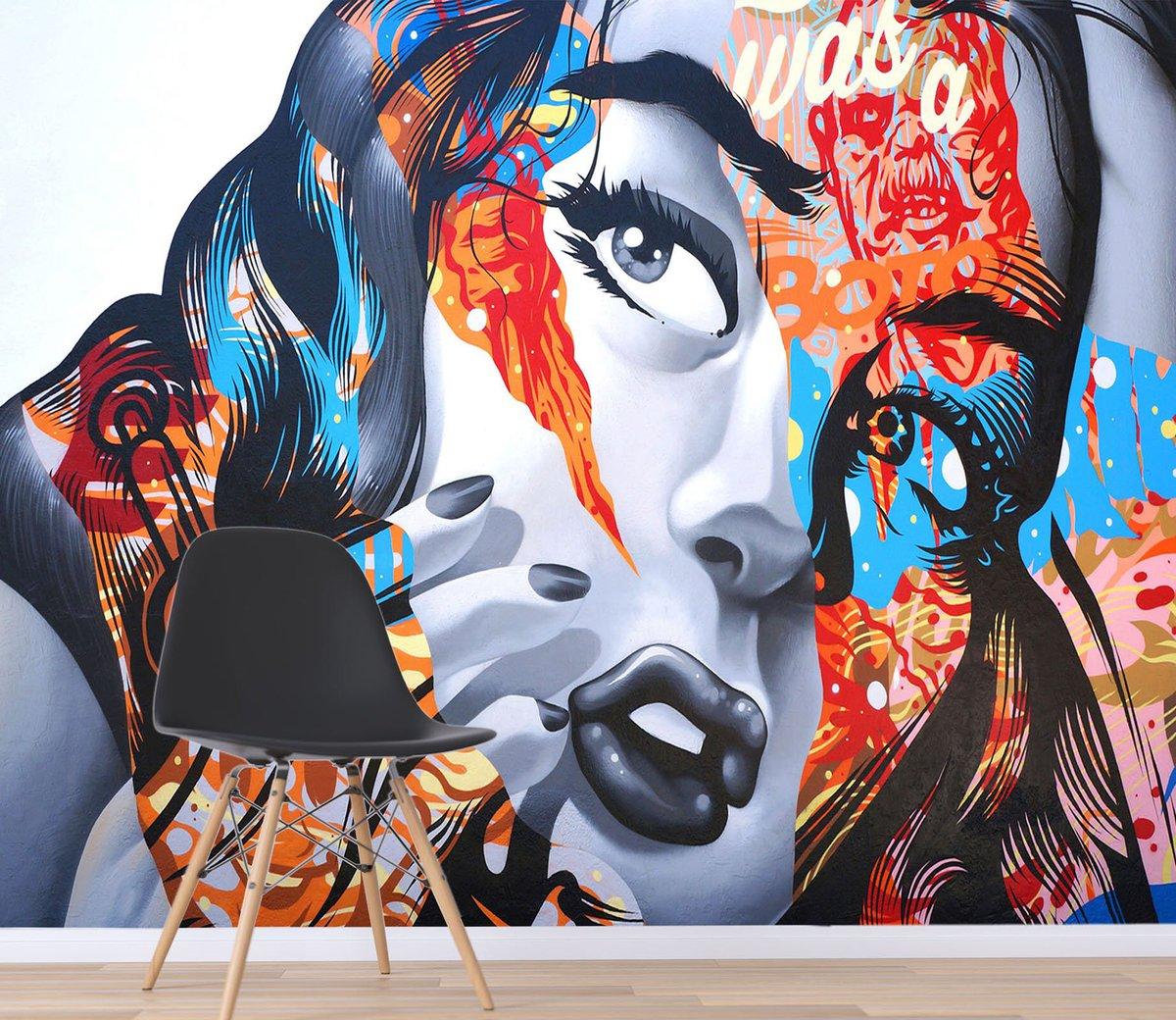 Aj Wallpaper On Twitter I Know You Must Be Like The Graffiti Style Wallpaper Wallmural Walldecro Walldecration Walldesign Interiordesign Designhome Livingroomdecor Livingroomedesign Bedroomdecor Bedroomdesign Homesweethome Graffiti