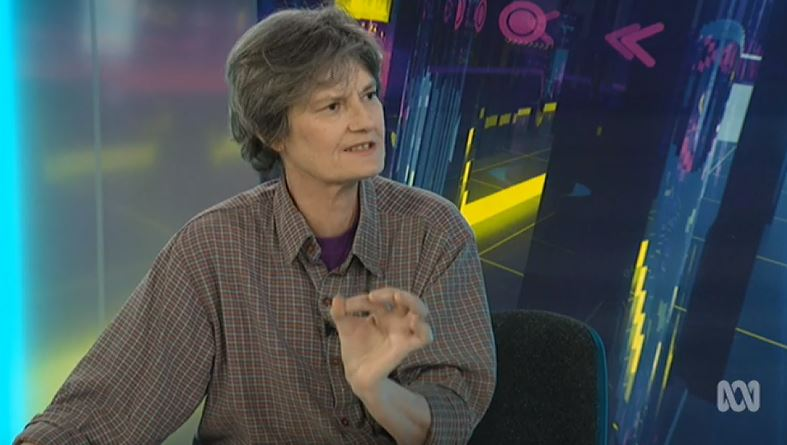 """""""I believe that gay people, of which I am one, need to be tolerant of religious people, and I believe that people who are religious need to be tolerant of gays."""" @margokingston1 #auspol #TheDrum"""