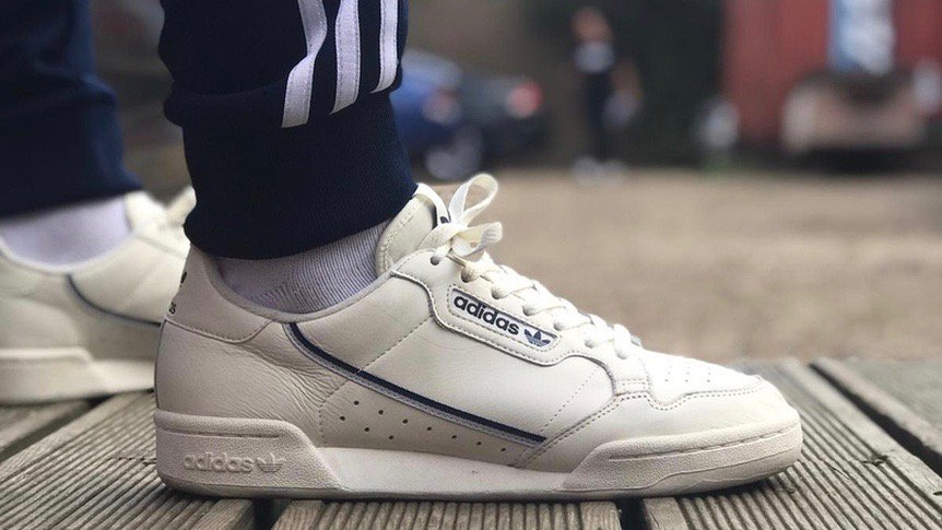 adidas Continental 80 'Cream' JD