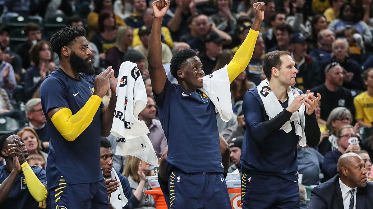 Pacers get best TV rating for a season opener since 2005 https://t.co/JQ9fWMRkhk