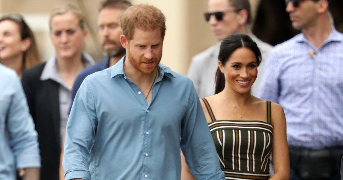 On day four, Prince Harry wore an Australian label too – @JacandJack. #RoyalVisitAustralia https://t.co/WeUuUcCUSg