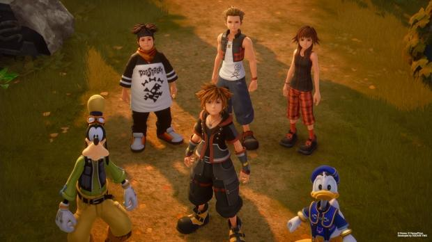 Some brand new screenshots have been released showcaisng the Twilight Town and Olympus Worls in @KINGDOMHEARTS https://t.co/Y3dmeTYs4Q