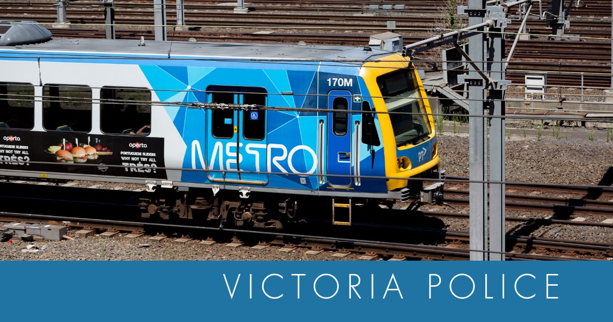 An 18-year-old North Fitzroy man has been issued with more than $1200 in infringement notices in relation to two alleged incidents on Melbourne trains. → https://t.co/ZJp9fQ8F9v
