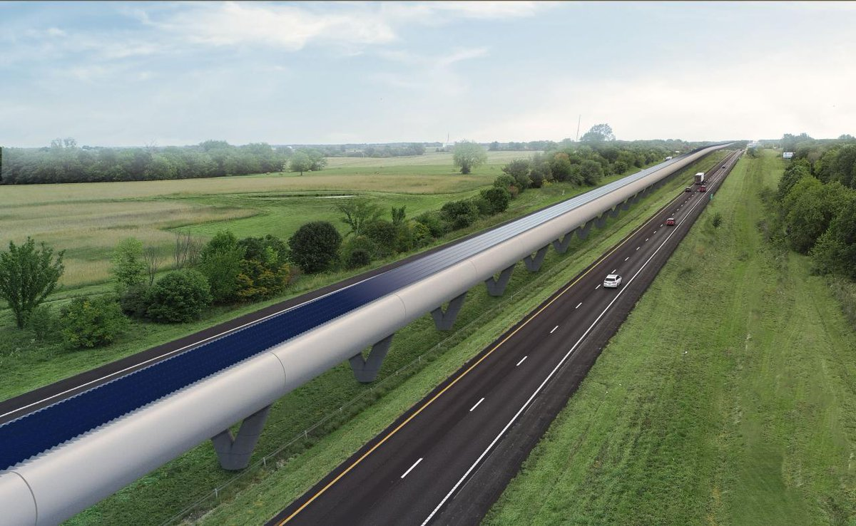US study confirms commercial viability of hyperloop https://t.co/Wa7oxyb1Dr #constructionnews #construction #news