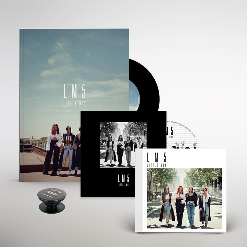 It's time! You can pre-order #LM5 now!  Pre-order on our official store before 3pm on Tuesday to get exclusive access to the #LM5TheTourTheTour UK prehttps://t.co/l7RWcnDSW5-sale!