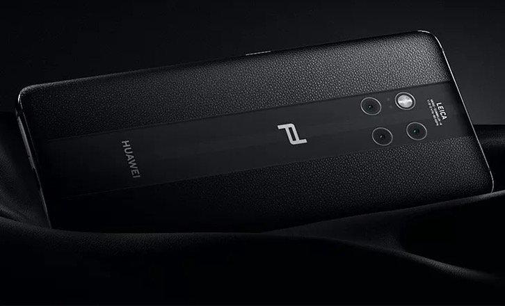 Huawei Mate 20 RS PORSCHE DESIGN выйдет на рынок 17 ноября