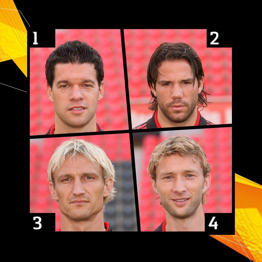 🖤❤️ Leverkusen legends 🤩 #UEL
