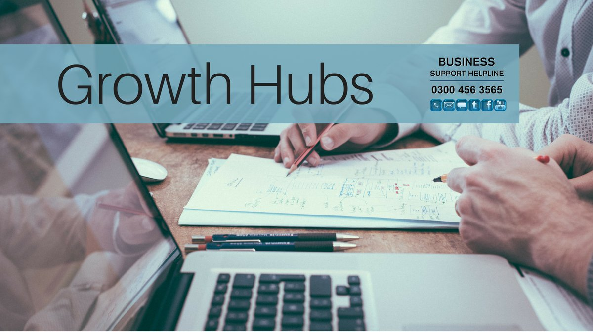 Growth hubs are local public/private sector partnerships led by the Local Enterprise Partnerships (LEPs). They join up national and local business support so it is easy for businesses to find the help they need. There is a network of 38 hubs. https://t.co/Q629RzJxax #BSHelpline