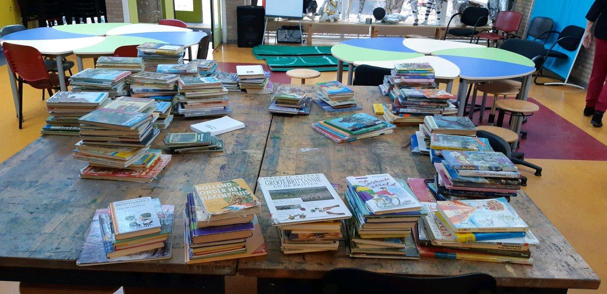 Image for the Tweet beginning: De Christelijke kinderboekenmaand sluiten we