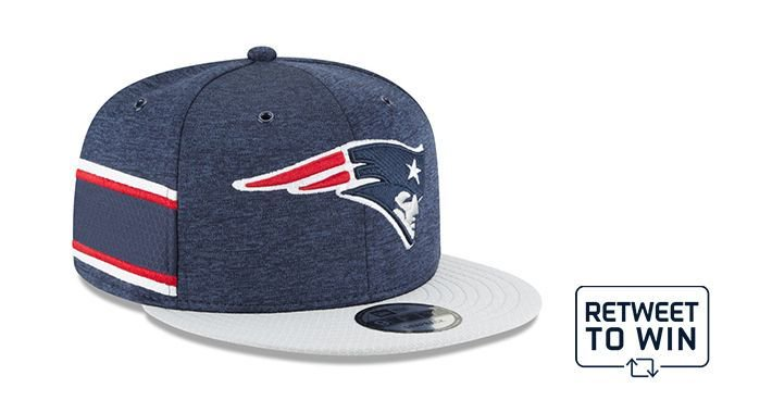 It's #PatsHatFriday!  RT to enter to win a #Patriots sideline @NewEraCap. Rules: https://t.co/42yIX35I0q