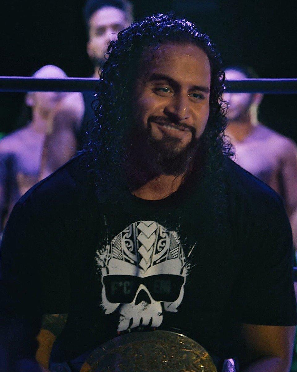 'Bad Boy' Tama Tonga's photo on Tonga