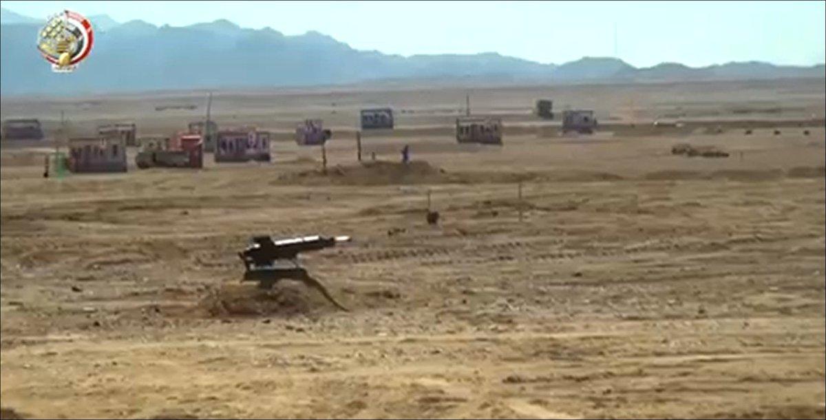 صواريخ Spike : هل صنعت اسرائيل اقوى الصواريخ القاتله للدبابات في العالم ؟ Dp34Cg6X4AIy9MV