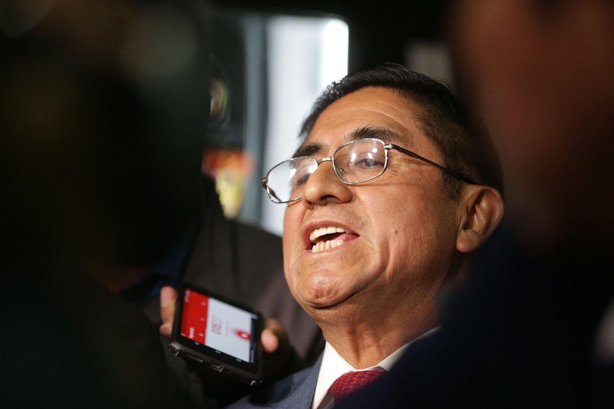 ÚLTIMA HORA  Capturan en España al exjuez peruano César Hinostroza, confirma el presidente Martín Vizcarra https://t.co/Jj0bfP2RGx