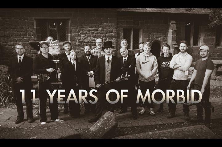 Tonight's the night @StoryhouseLive #MorbidSitcom 11 years in the making @MorbidSitcom 🎩⚰️