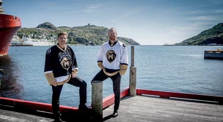 test Twitter Media - ICYMI: How the @NLGrowlers came up with their name, logo, and colours ➡️ https://t.co/n7vryzqsZN #StandOnGuard #ECHL #yyt #TMLtalk https://t.co/XHyorRhrA5