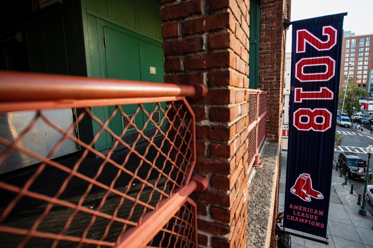 Redecorating for the #WorldSeries.