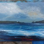 Between Bryher and Tresco 16x12