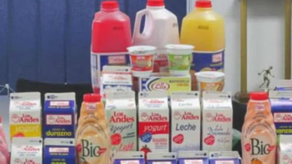 Quiebra planta de Lácteos Los Andes en Zulia. Actualmente no procesa ni un litro de leche, según denuncias #19Oct https://t.co/WsHXs35Mtu