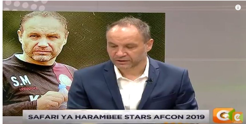 Sebastian Migne: Everytime, players have answers on the field and not outside. Philemon can offer solutions defensively. We need to walk with him; this is because his spirit is fantastic #SemaNaCitizen