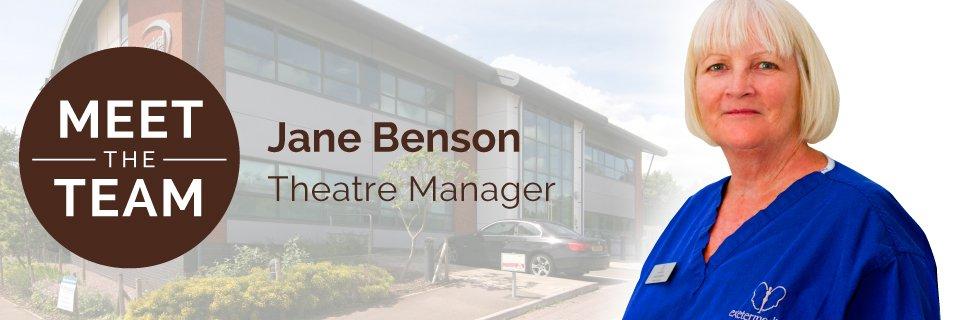 Meet Exeter Medical's Theatre Manager, Jane Benson. You're in safe hands. https://t.co/pPWk6eKNR8 https://t.co/AFhQugjZA4