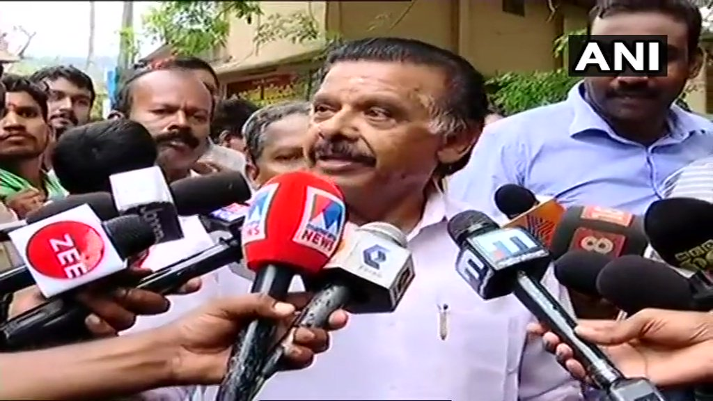 This is agenda driven. Police is also involved in it...This is not a place for sex tourism. This is the abode of lord Ayappa: Prayar Gopalakrishnan, former Travancore Devaswom Board President #SabarimalaTemple #Kerala