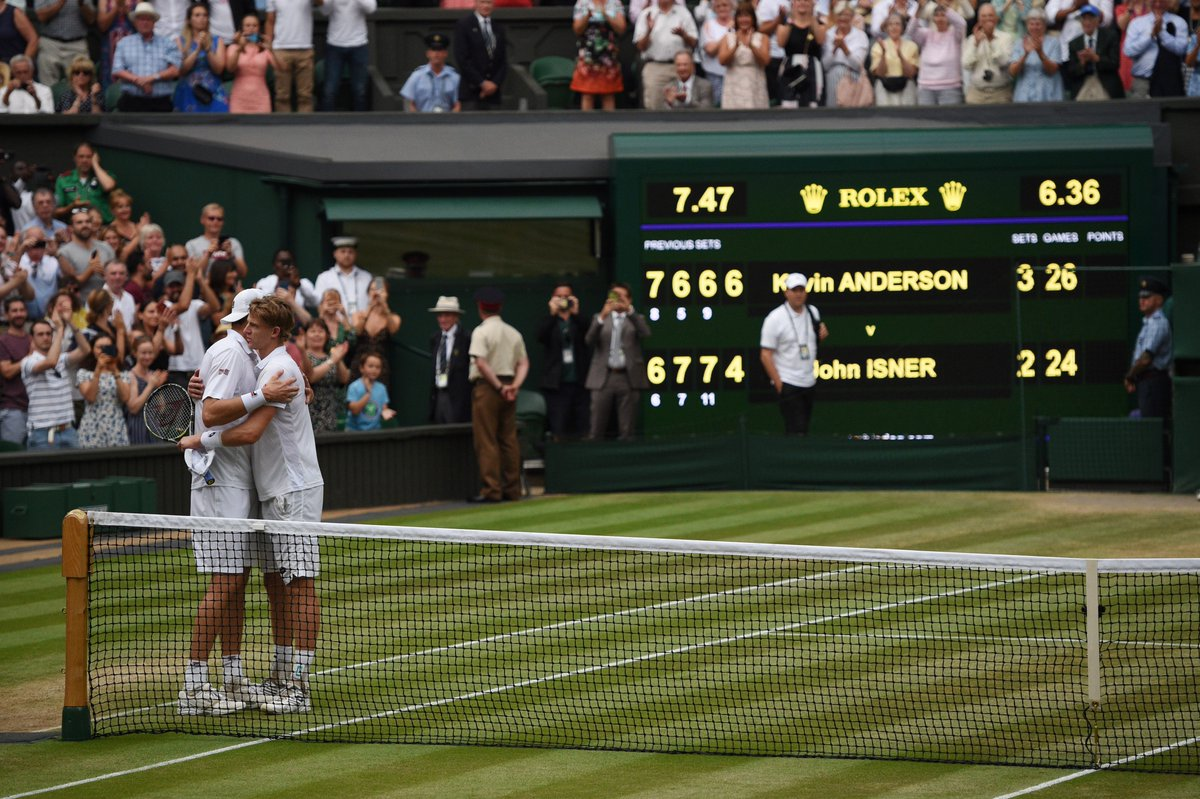 BREAKING! #Wimbledon have announced the introduction of final set tie-breaks from the 2019 Championships. Tie-breaks in the final set will be played when the score reaches 12-12.