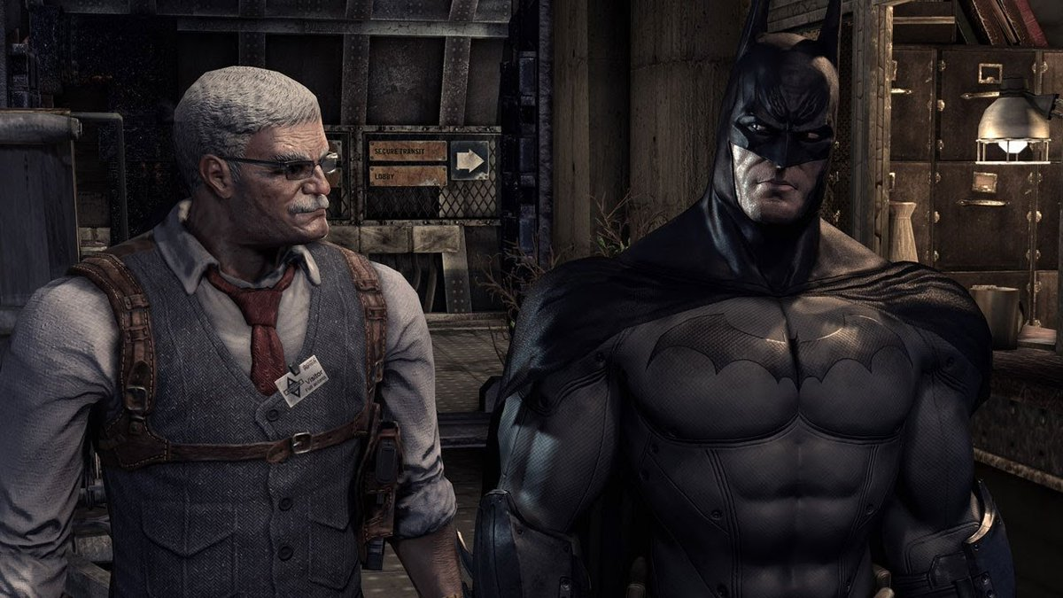 batman arkham asylum walkthrough - 1280×720