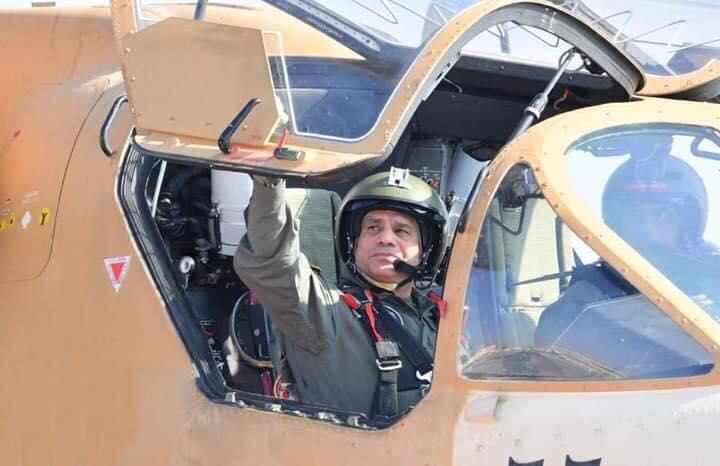 """مصر تستعد لإستلام ـ46 مروحية """"التمساح"""" لتكون أول دولة في العالم تحصل علي طراز'' كا-52'' من روسيا - صفحة 6 Dp3UGJ0XcAA-kvF"""