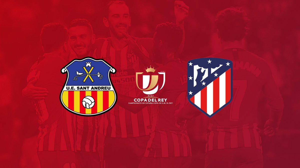 Atlético de Madrid's photo on #CopaDelRey