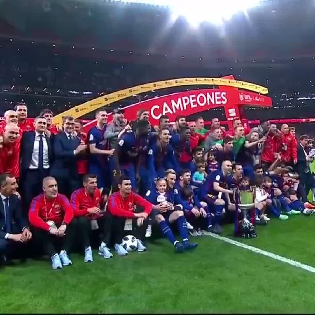 ⚽ @CyDLeonesa - FC Barcelona  �� The defence of the title begins! �� ���� #CopaBarça https://t.co/RE6ziwQgqS