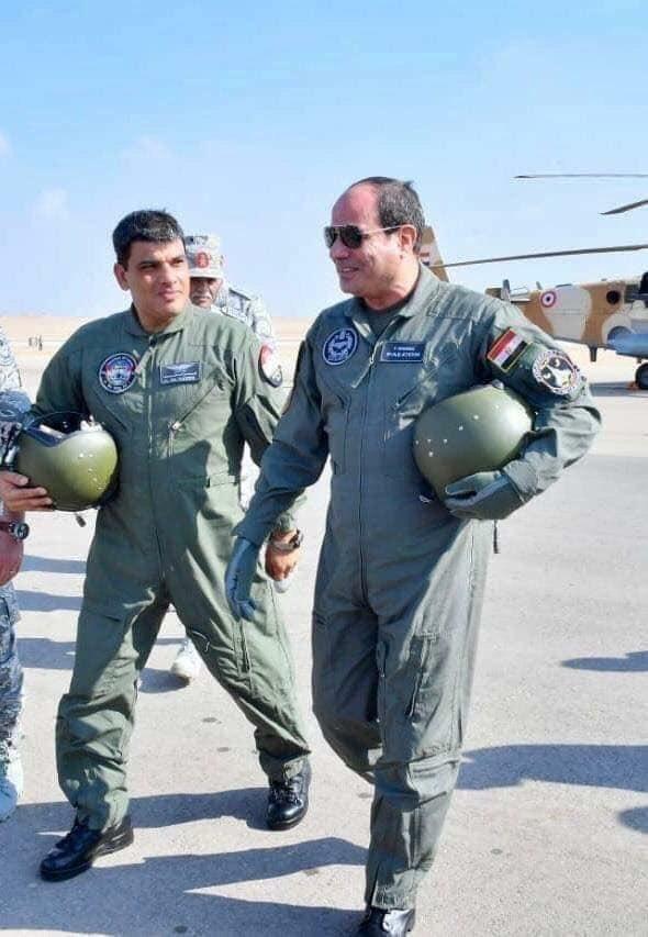 """مصر تستعد لإستلام ـ46 مروحية """"التمساح"""" لتكون أول دولة في العالم تحصل علي طراز'' كا-52'' من روسيا - صفحة 6 Dp3WsRyXcAAM0PC"""