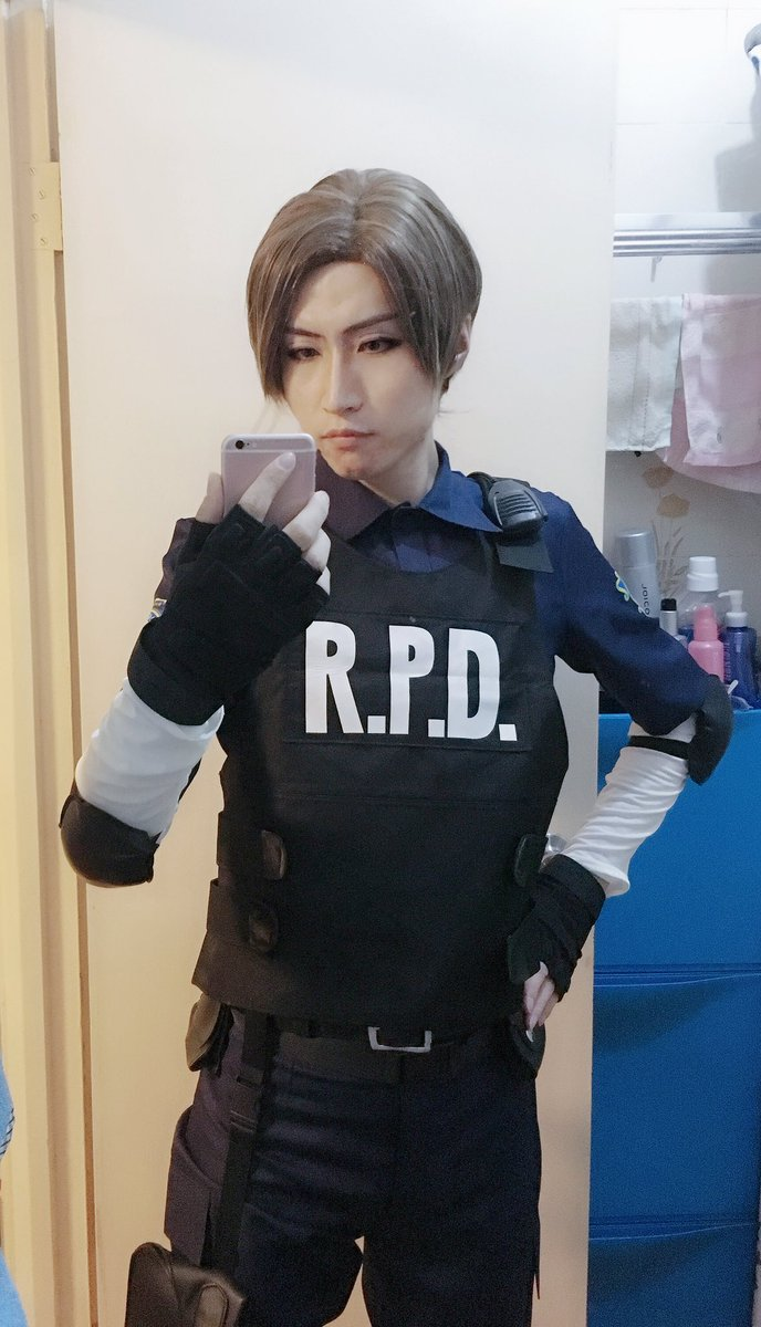 Residentevil2cosplay Hashtag On Twitter