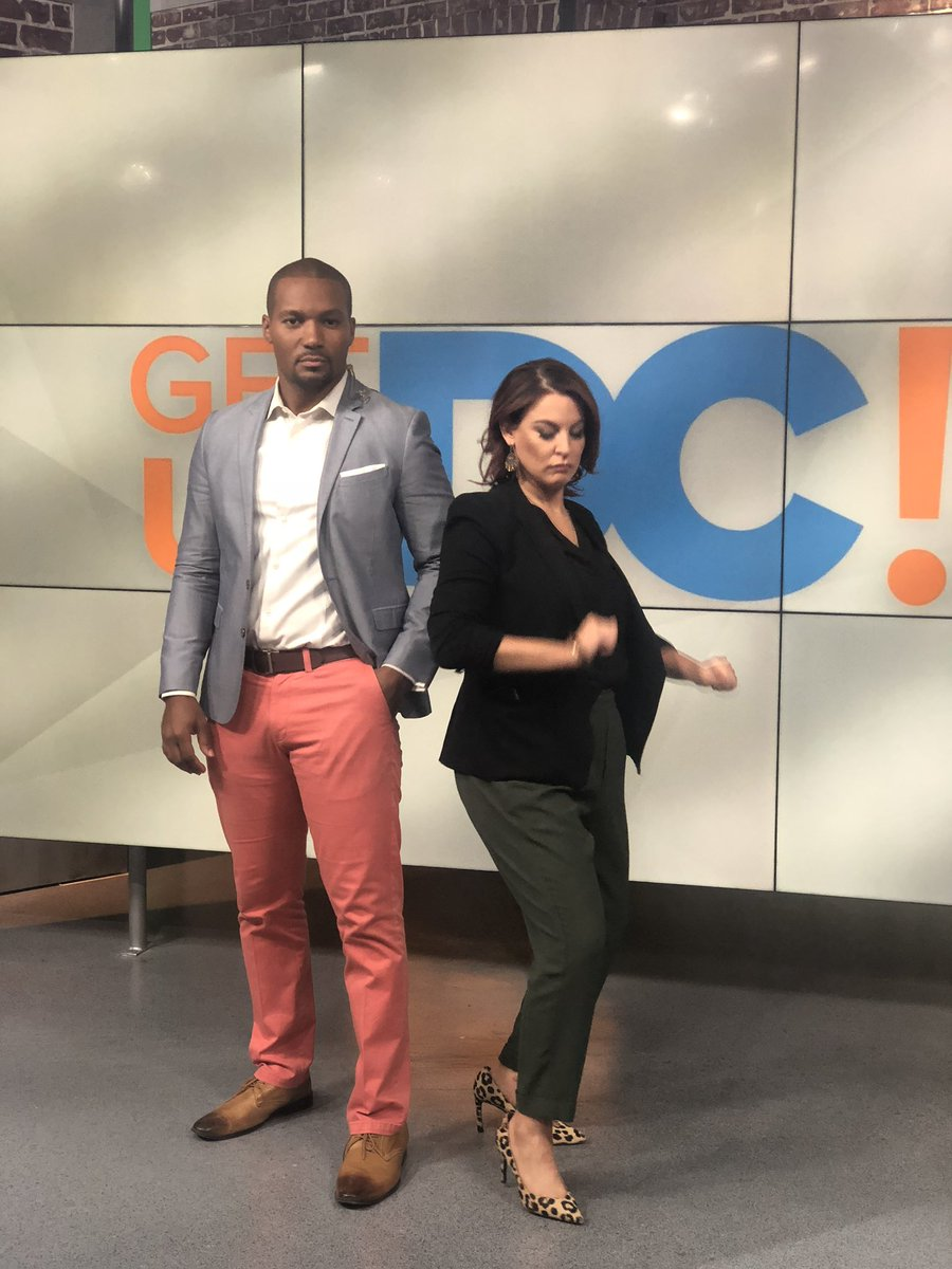 Clearly I missed the beat drop hosting #GetUpDC with @thedailybeast @toryshulman 🤦🏾♂️ @wusa9