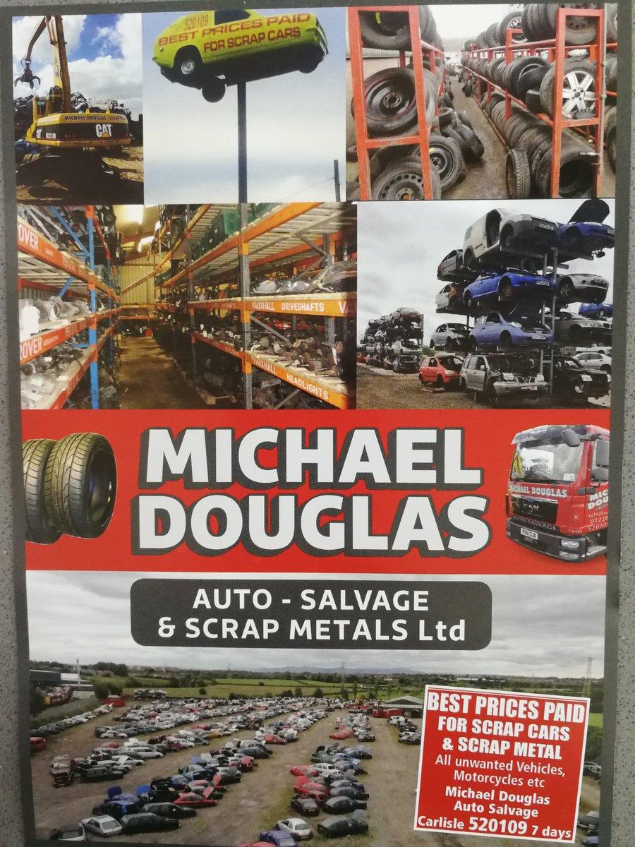 Carlisle Auto Salvage >> Letterbox Smart Leaflet Distribution Cumbria On Twitter Michael