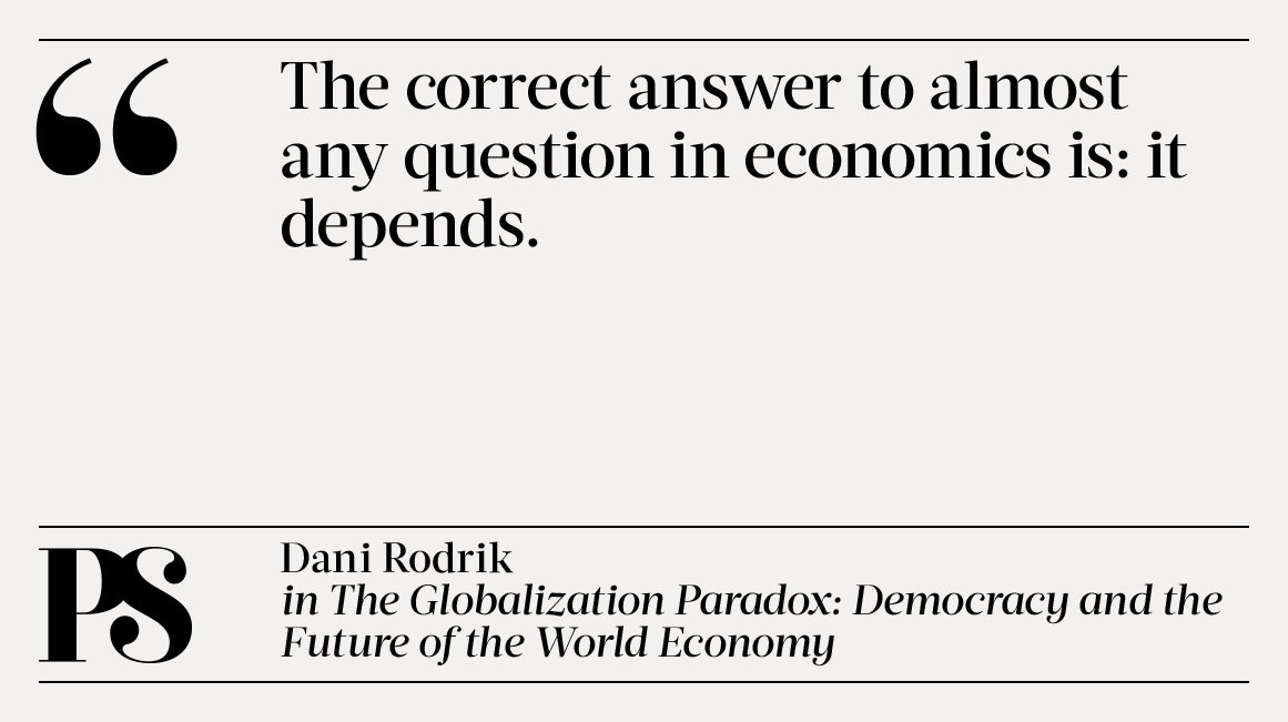 Today's quote is from @rodrikdani