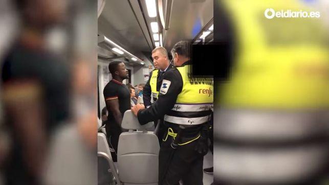 ÚLTIMA HORA | Renfe abre expediente por 'falta grave' a la empresa de seguridad responsable de la agresión a un pasajero negro https://t.co/HlXCOcHO3m Informa @gonzalocortizo