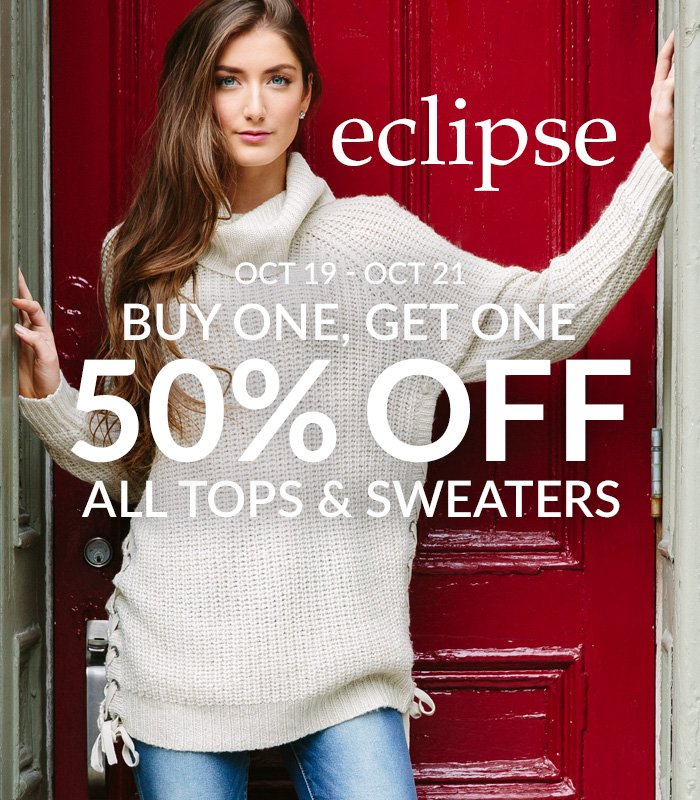 eclipse stores coupon code