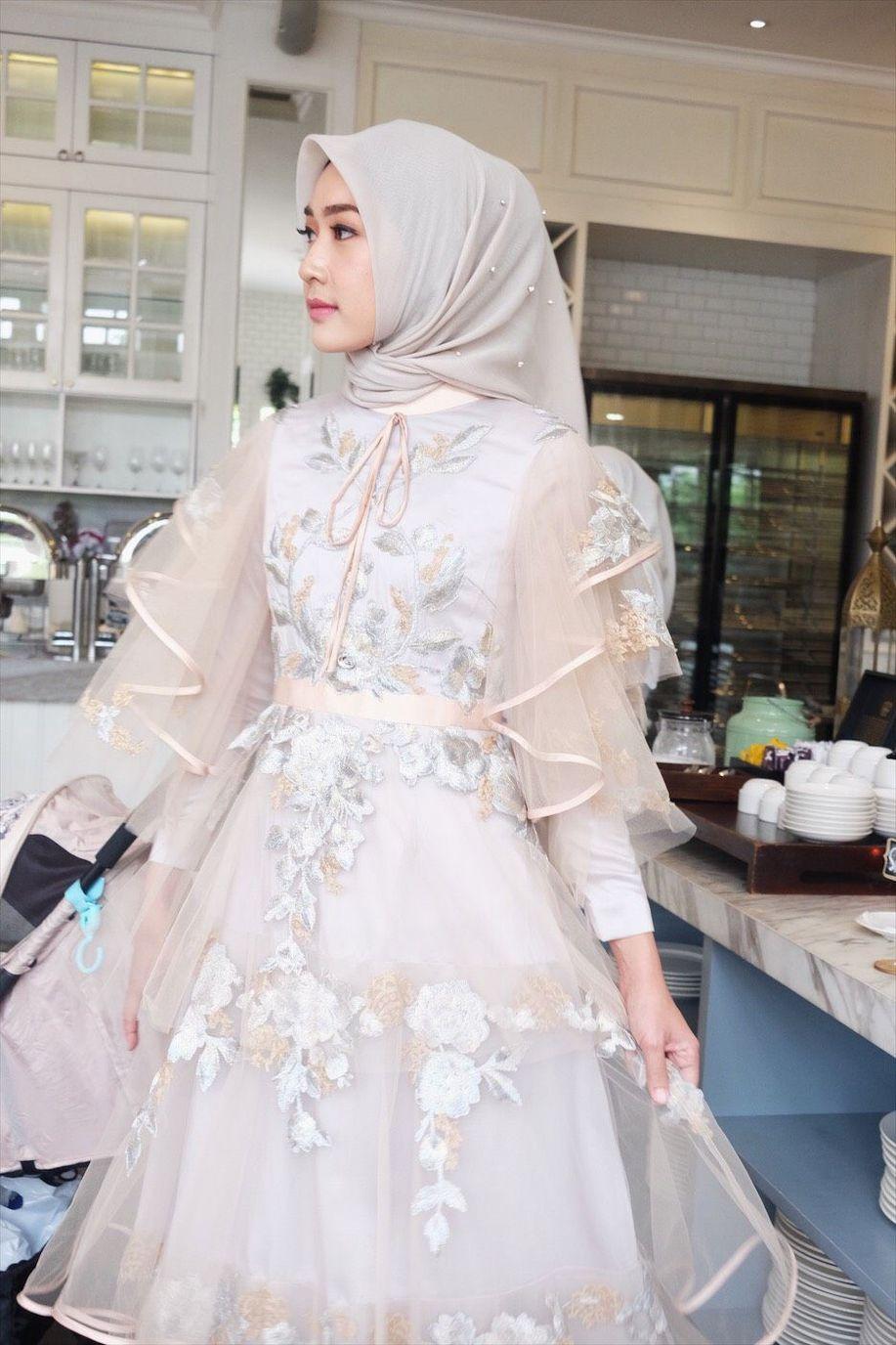 Tren Busana Pengantin Hijab Terbaru Menurut Desainer Ayu Dyah Andari https://t.co/WstkAMAKUX via @wolipop https://t.co/BLr5eBvLie