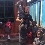 Image for the Tweet beginning: We're going to Kenya in
