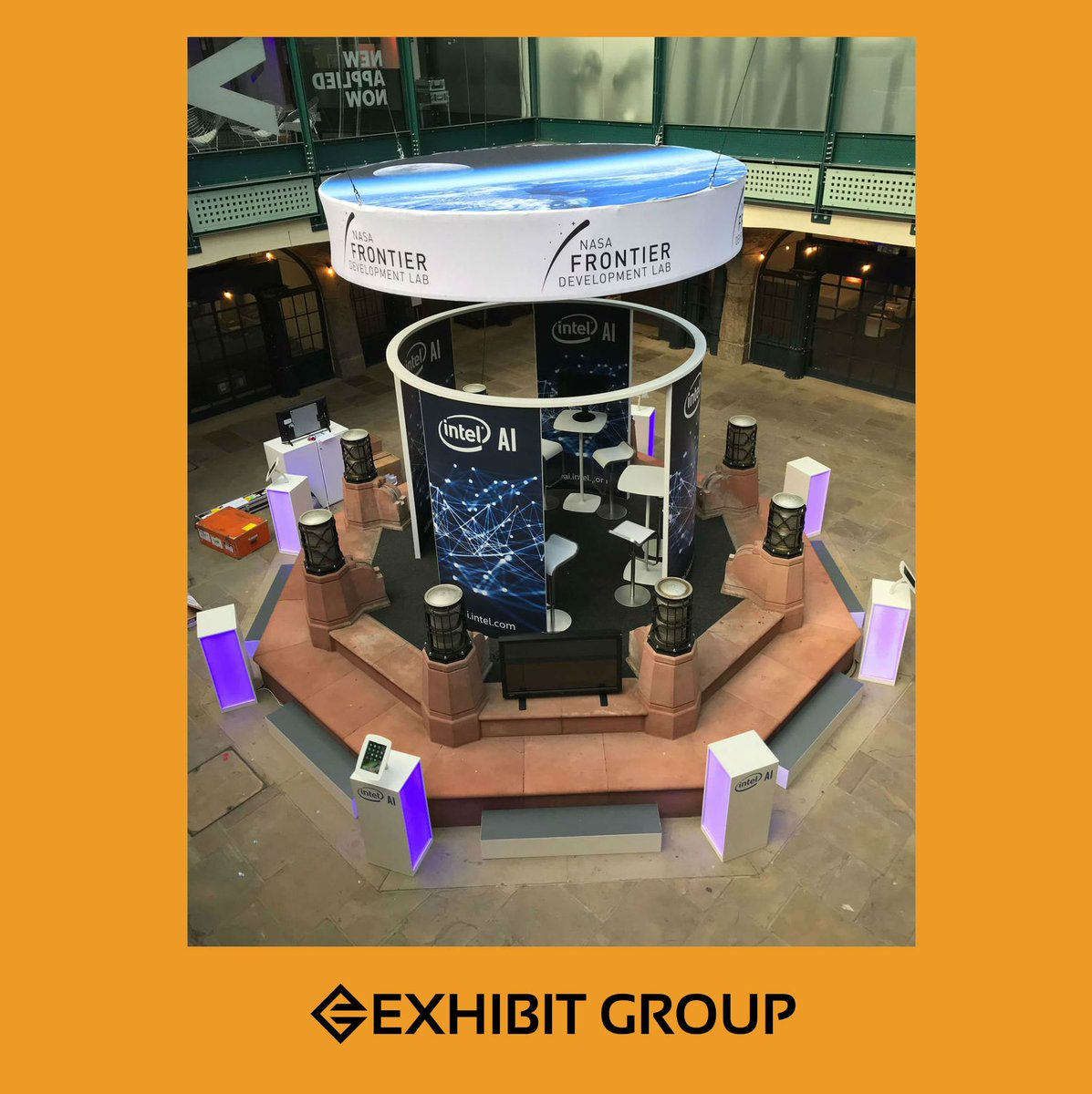 Exhibition Stand Requirements : Exhibition stand design build free d visual display wizard hire