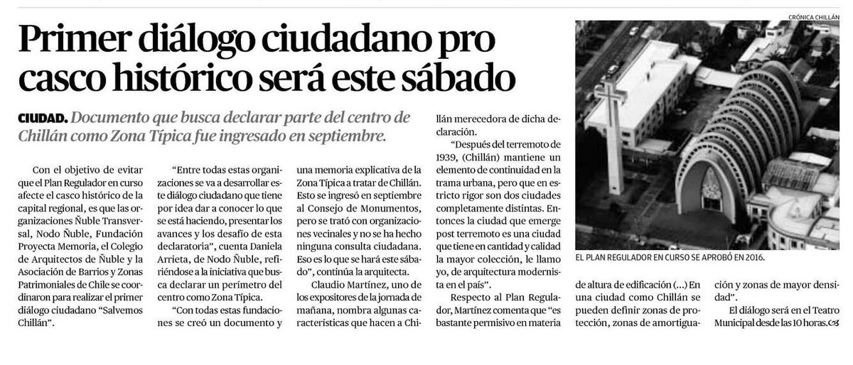 Proyecta Memoria's photo on Casco