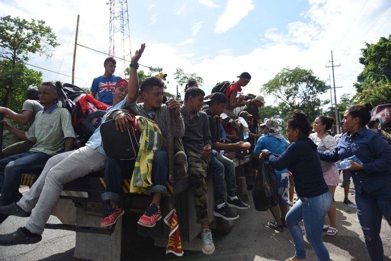 Migrants : #Trump menace de fermer la frontière avec le #Mexique https://t.co/fRv72PK2eZ
