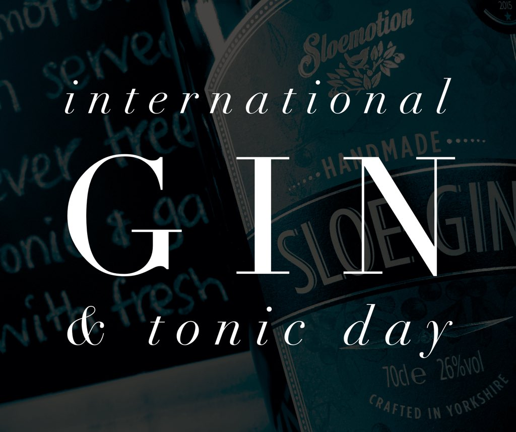 Its #InternationalGinandTonicDay and with 18 different #gins and 14 #tonics were all set for that #FridayFeeIing Which combination will you try first?! #ginandtonic #gin #tonic #spoiltforchoice #fevertreefriday #HD8 #huddersfieldis #huddersfield